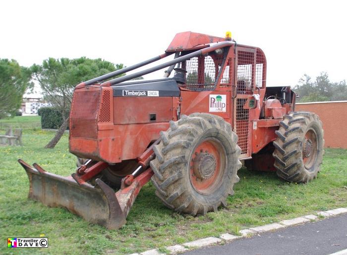 timber jack,240a