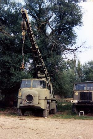 griffet,crane,4x4,military