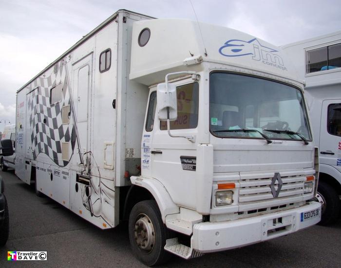 m160 midliner racing team at montelimar 2008 traveller dave. Black Bedroom Furniture Sets. Home Design Ideas