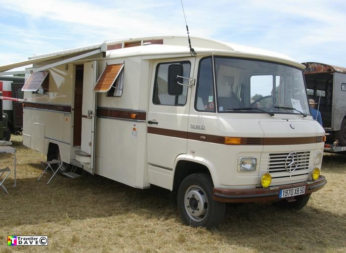 Camper mercedes 508d for Mercedes benz camper van rental